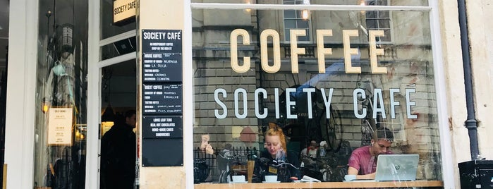 Society Cafe is one of Posti salvati di Tarek.