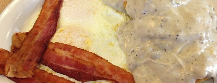 Tin Can Cafe is one of Breakfast.