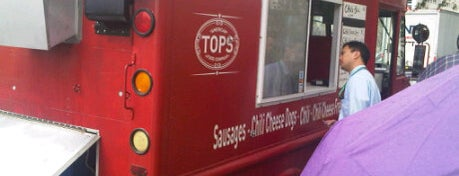 Tops American Food Company is one of Washington DC Food Trucks.