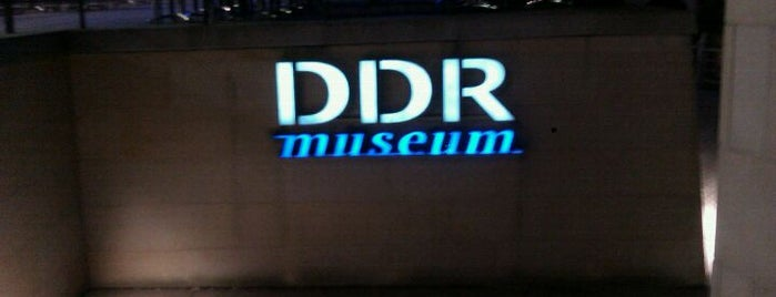 DDR Museum is one of Berlin spots to visit.