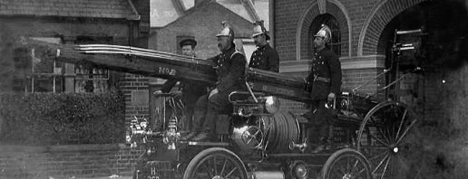 The Old Fire Station is one of Historic Sites in Harringay.