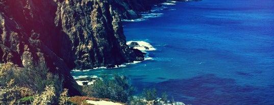 Fonte da Areia is one of Madeira.