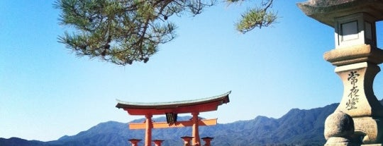 Itsukushima-jinja Shrine is one of Japan/Other.
