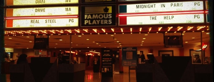 Famous Players is one of Toronto, Canada.