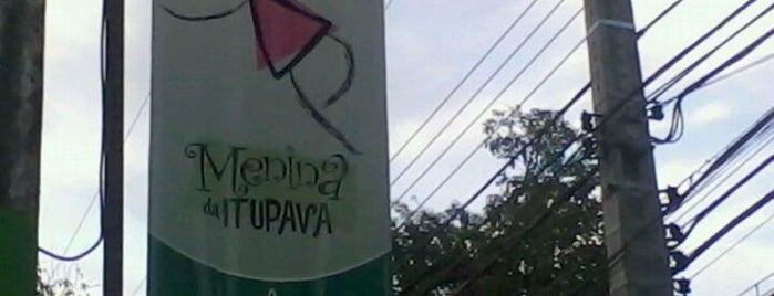 Menina de Itupava is one of Curitiba.