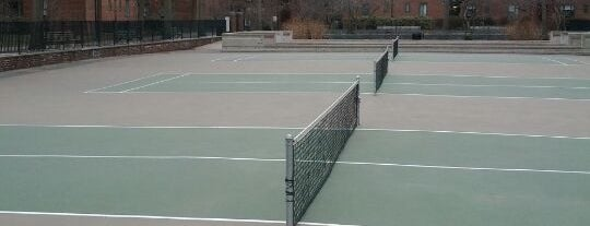 Stuyvesant Town Paddle Ball Court is one of New York.