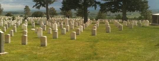 Little Bighorn Battlefield National Monument is one of Best Places to Check out in United States Pt 3.