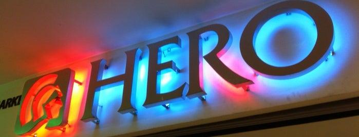 Hero is one of ジャカルタ.
