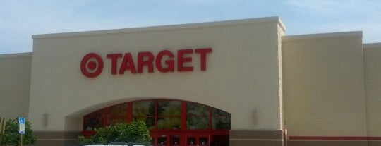 Target is one of St Augustine Florida.