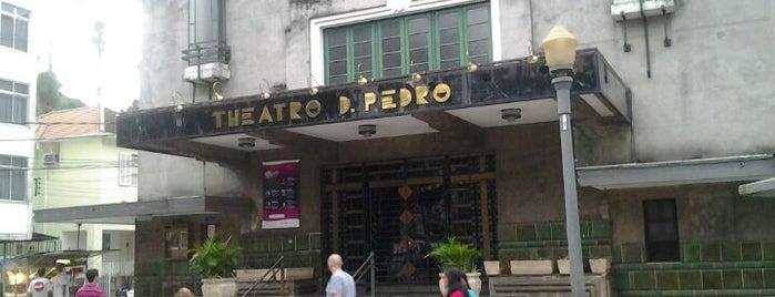 Teatro Municipal de Petrópolis (Theatro D. Pedro) is one of Turistando.