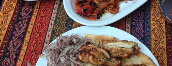Meşhur Samatya Kanatçısı is one of Akşam Yemeği.