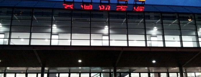 Memanbetsu Airport (MMB) is one of 西院 님이 좋아한 장소.