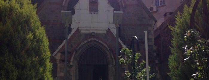 Aya Fotini Rum Ortodoks Kilisesi is one of İstanbul Avrupa Yakası #4 🍁🍃.