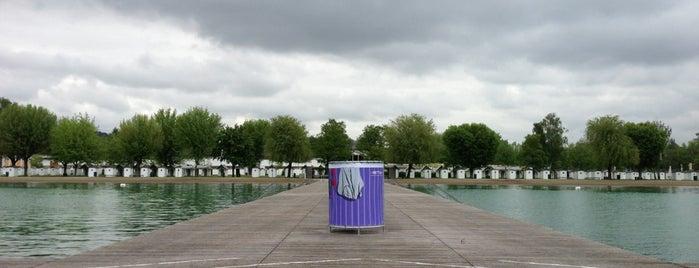 Strandbad Klagenfurt is one of Slovenia 2013.