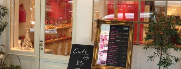 Boulangerie le Dimanche is one of yåsü's Saved Places.