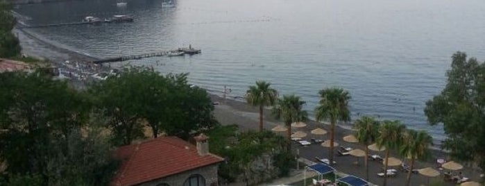 Villa Florya Beach is one of muğla 14.