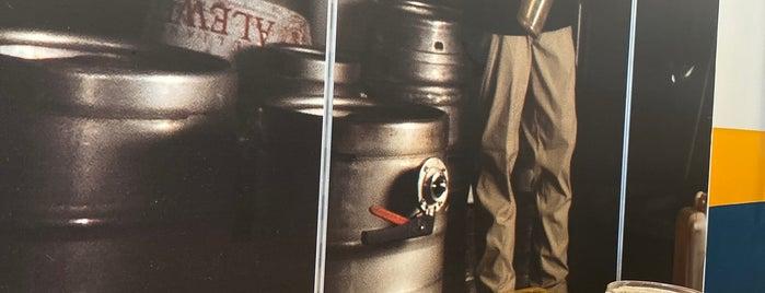 Alewerks Brewing Company - Satellite Brewery is one of Breweries or Bust 3.