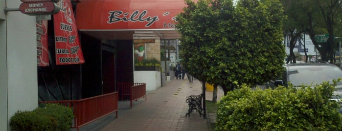 Billy's Billar/Bar/Terraza is one of Tere : понравившиеся места.