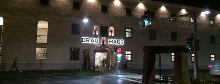 Freistädter BRAUHAUS is one of สถานที่ที่ Gerda ถูกใจ.