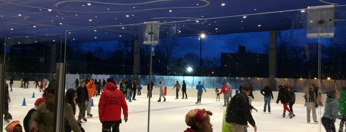 LeFrak Center at Lakeside is one of Skating.