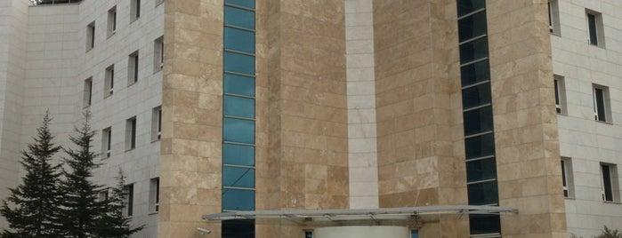 Başkent Üniversitesi is one of Elifcan'ın Beğendiği Mekanlar.