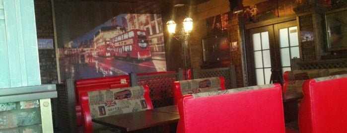 London Cafe is one of Каменец-Подольский.