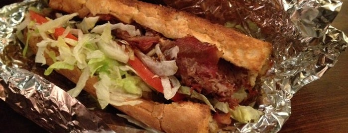 Planet Sub is one of Where to eat and drink downtown.