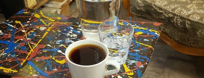 Keç(?) | Atölye, Serg(?), Kahve is one of Eskisehir.