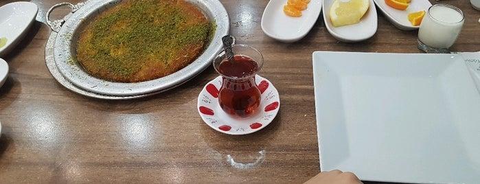 Gaziantep Zeugma Künefe is one of Yemek.