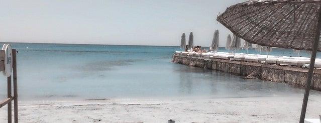 Fly-Inn Beach is one of ÇEŞME-ALAÇATI GUIDE.