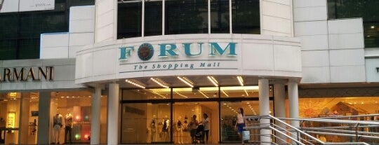 Forum The Shopping Mall is one of Guide to Singapore's best spots.