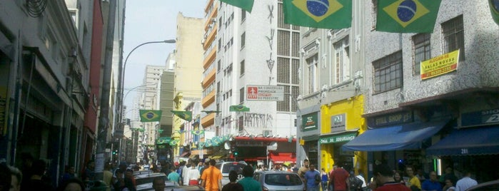 Rua Santa Ifigênia is one of São Paulo - SP.