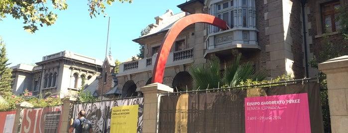 Museo de la Solidaridad Salvador Allende is one of santiago, chile.