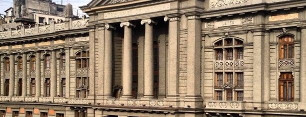 Palacio de Tribunales de Justicia is one of #SantiagoTrip.