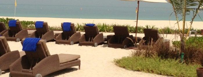 The Ritz-Carlton Beachfront is one of Dubai.