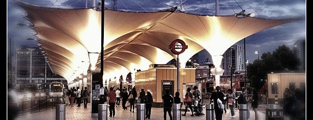 Stratford Bus Station is one of Spring Famous London Story.