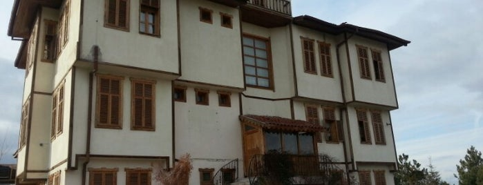 Afyonkarahisar Konağı is one of Afyon.