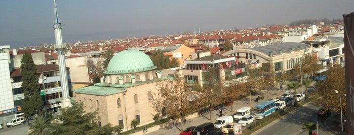 Yeni Cami Bulvarı is one of Barış ☀️ : понравившиеся места.