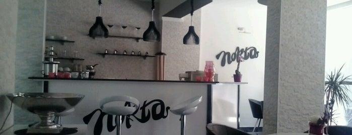 Nokta Ice Café is one of Lugares favoritos de Barış.
