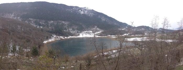 Karamurat Gölü is one of BoluDüzceAnkara.