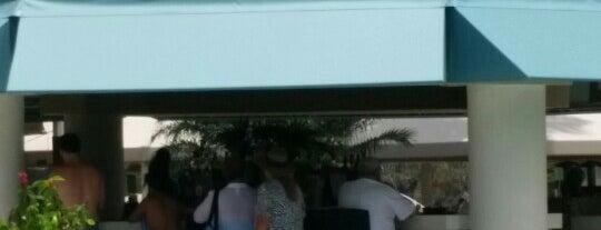 Snorkels Pool Bar & BBQ is one of Tempat yang Disukai h.