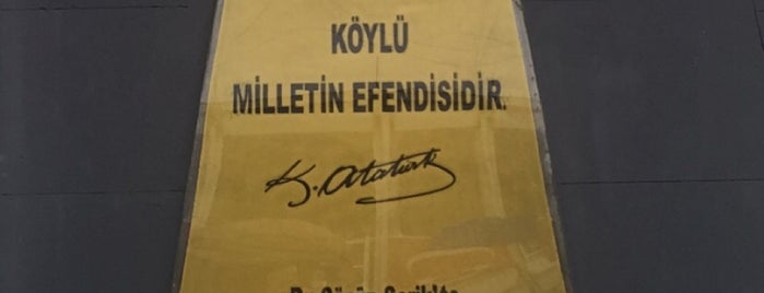 Serik Halk Cumhuriyeti is one of Posti che sono piaciuti a Ülkü Deniz.
