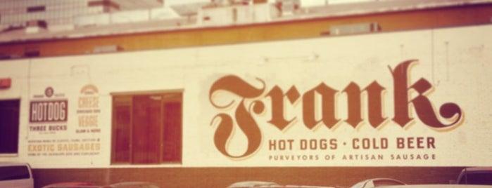 Frank Restaurant is one of Austin, TX.