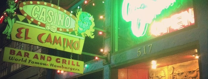 Casino El Camino is one of SXSW 2013.