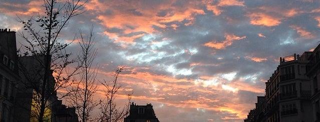 Le Boucheron is one of Paris.