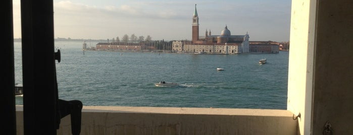 Hotel Londra Palace is one of Gabriele d'Annunzio -  #ilVate4sq.