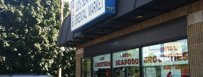 Lo's Seafood and Oriental Market is one of New Hampshire.