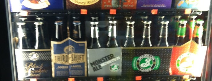 Downtown Discount Beverage is one of Seacoast Beer Stuff.