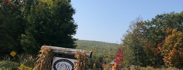 Fox Country Smoke House is one of Concord NH.
