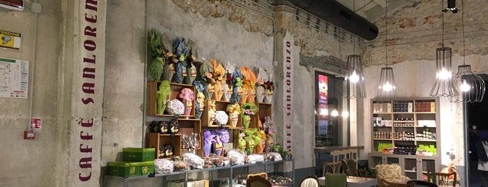 Sanlorenzo Mercato is one of Felipeさんのお気に入りスポット.